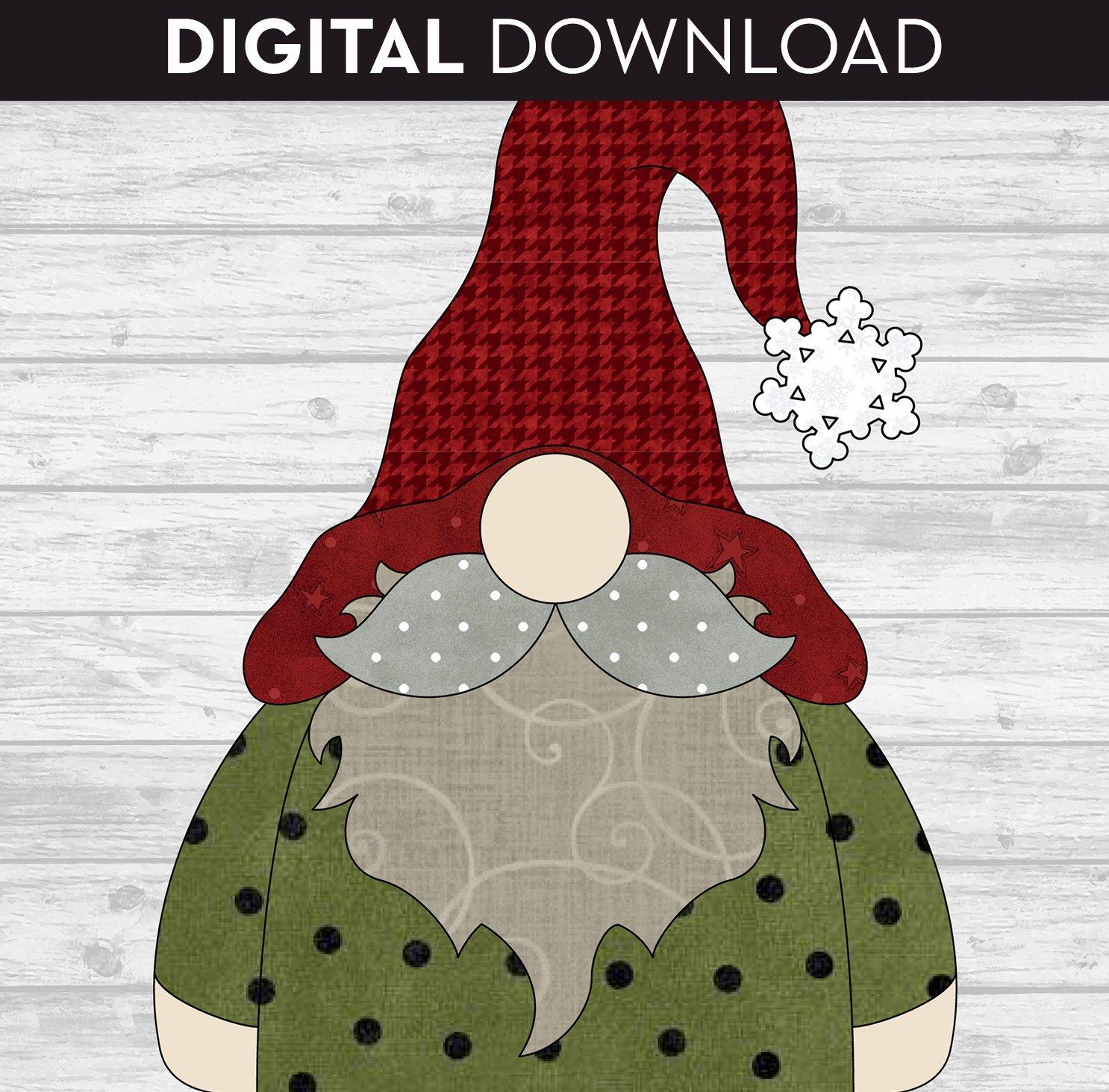 Snowflake Gnome - Download