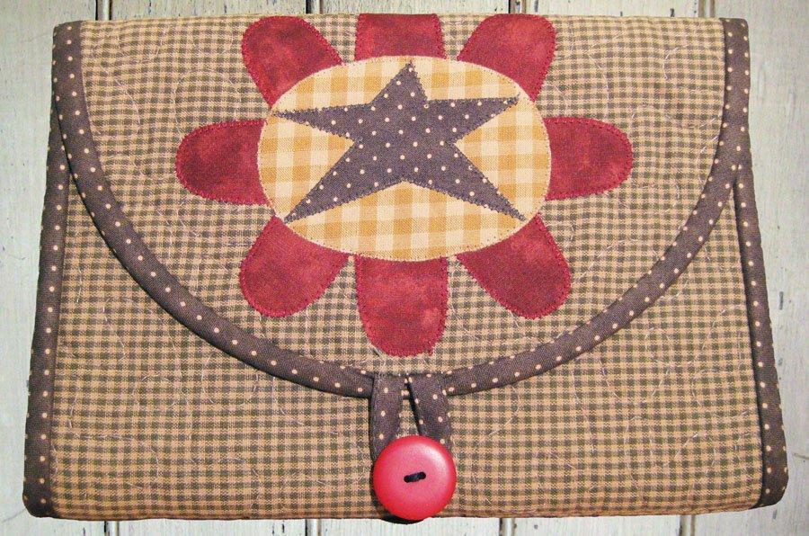 Star Flower Caboodle Doodle Pad