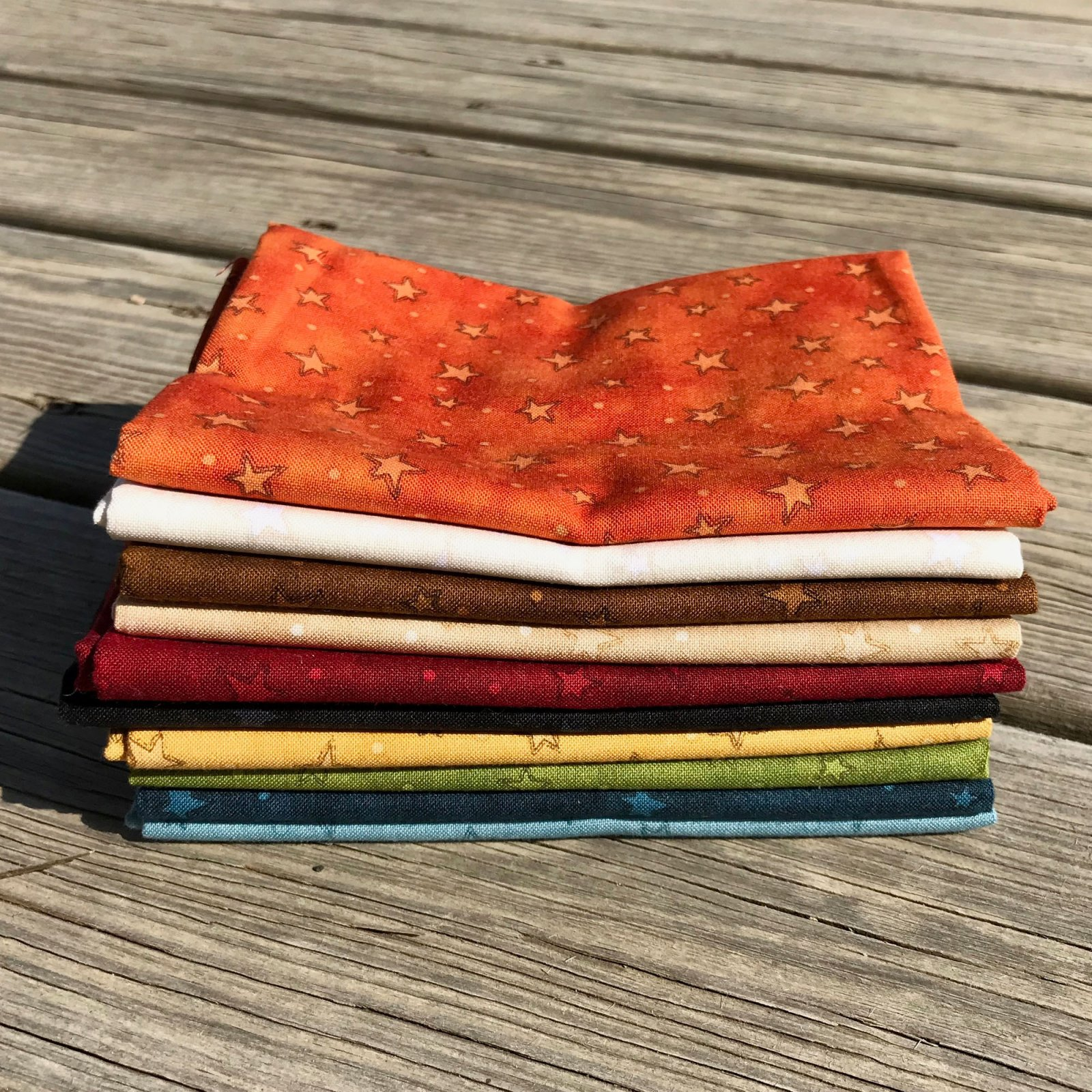 Starry Basic Fat Quarter Bundle