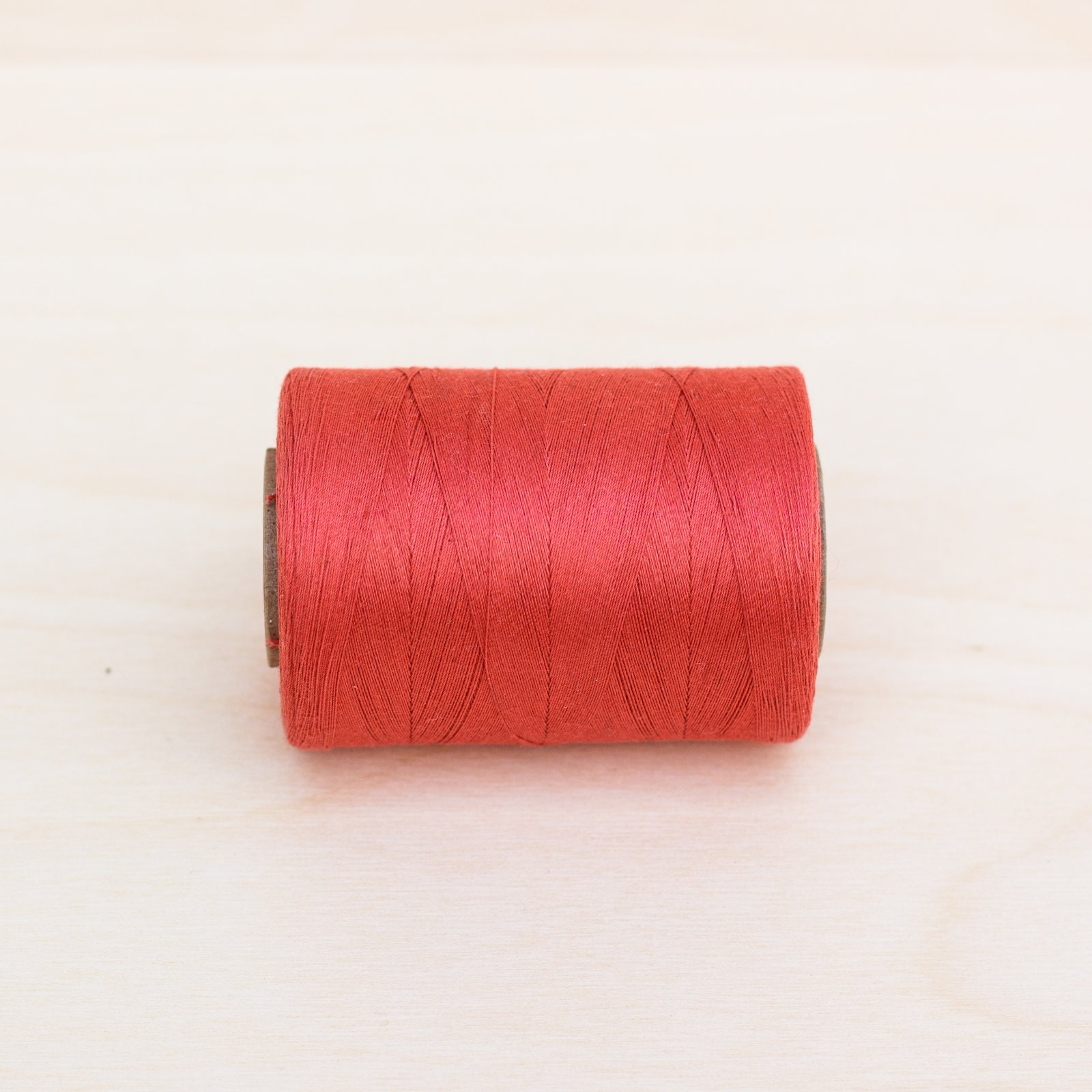128A - Atom Red Quilting Thread 1200yd