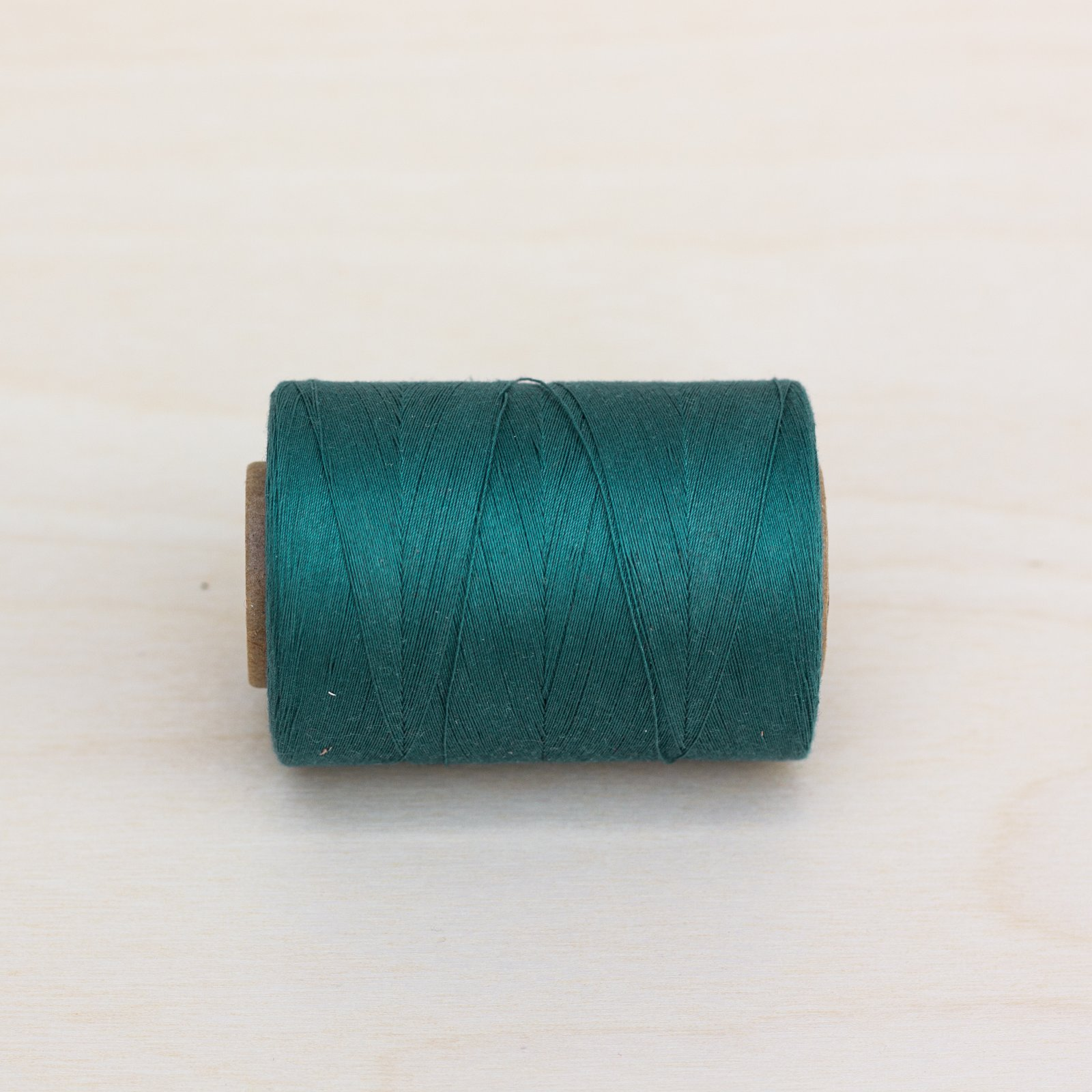 538 - Dark Teal Quilting Thread 1200yd