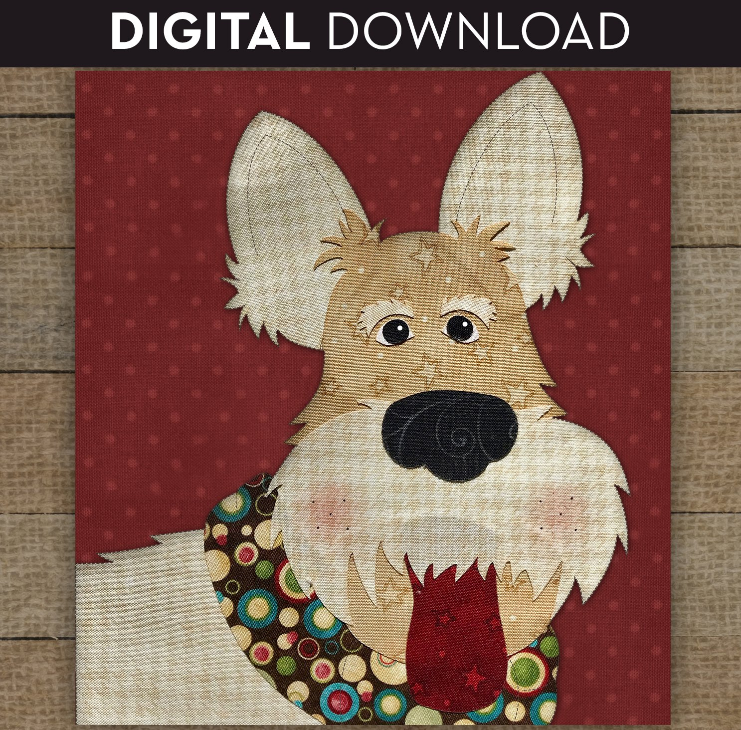 Scottish Terrier/Wheaten Scottish Terrier - Download