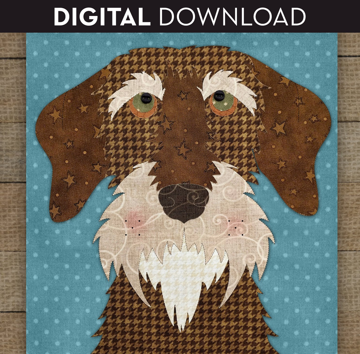 Wire Haired Dachshund - Download