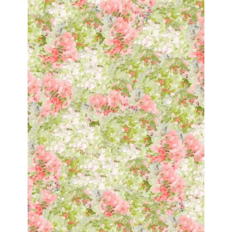 Flower Market by Wilmington Prints 89211-713