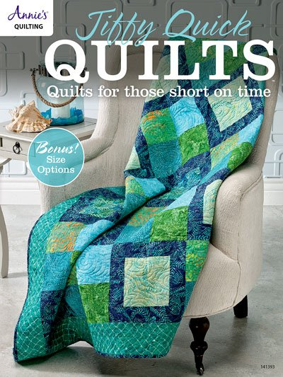 Jiffy Quick Quilts Book