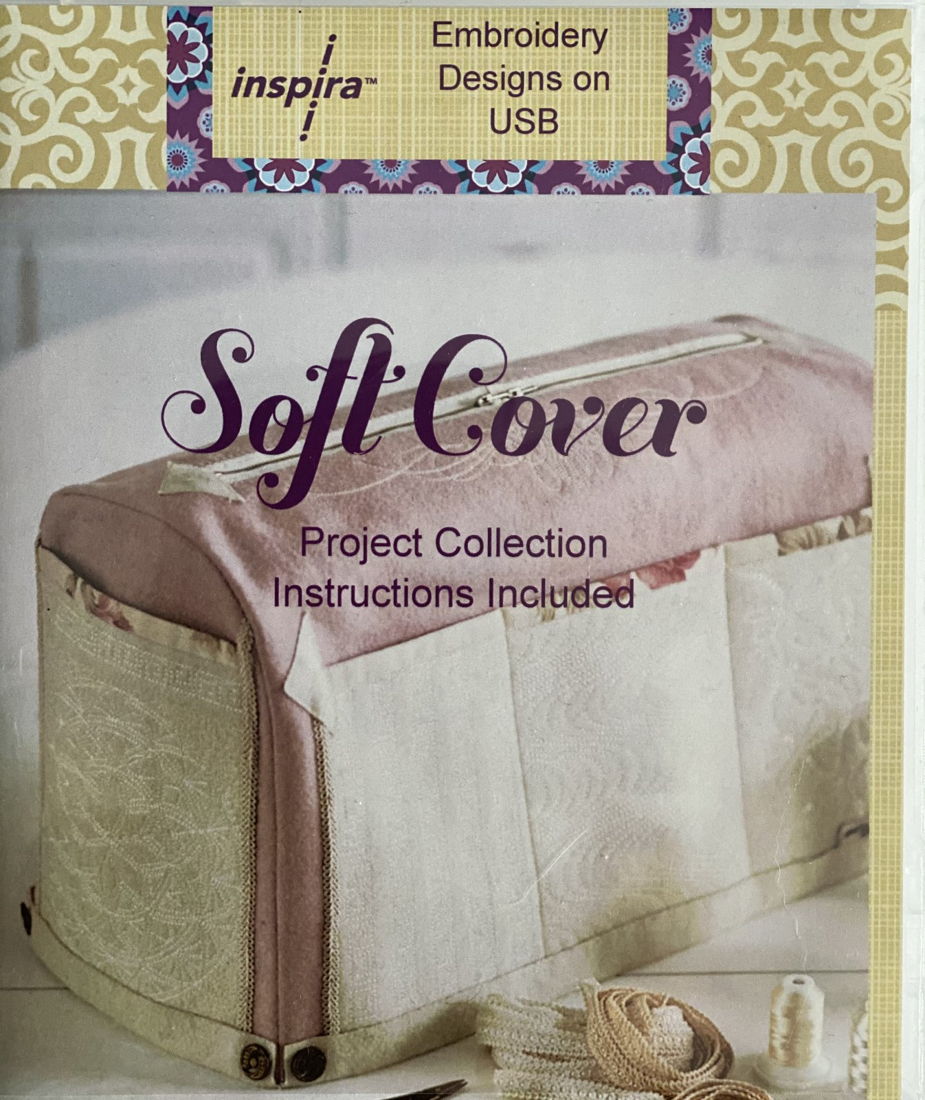 Soft Cover Project Collection USB