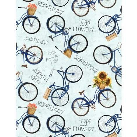 Country Road Fabric by Wilmington Prints 33840-445