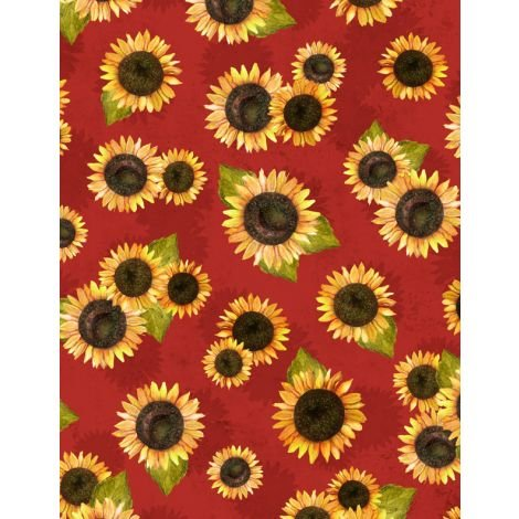 Country Road Fabric by Wilmington Prints 33841-359