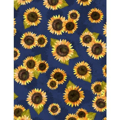 Country Road Fabric by Wilmington Prints 33841-459