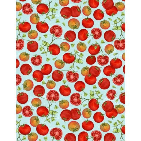 Country Road Fabric by Wilmington Prints 33843-437