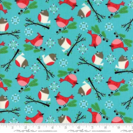 Jingle Birds by Keiki for Moda Fabrics 33251-14