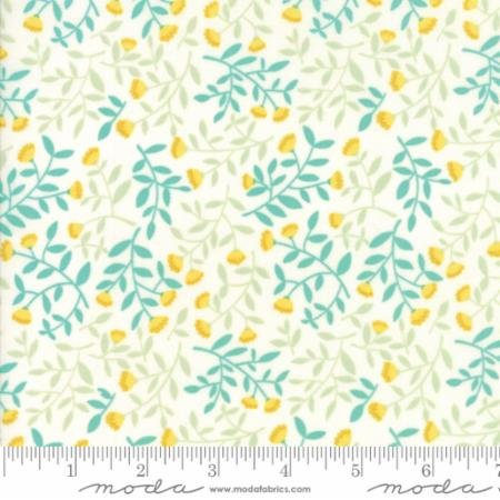 Midnight Garden by One Canoe Two for Moda Fabrics 36021-11
