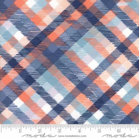 Midnight Garden by One Canoe Two for Moda Fabrics 36023-14