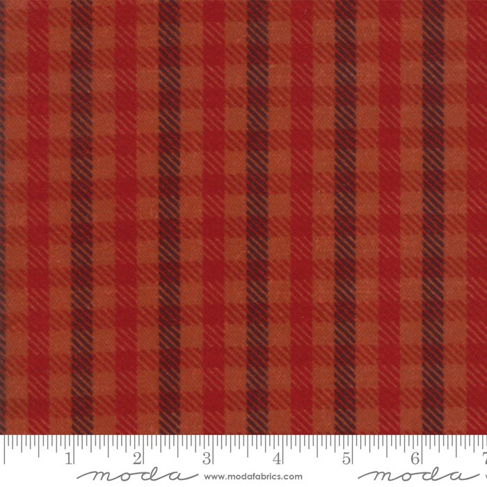 Wool Needle VI Flannel by Moda Fabrics 1255-27F