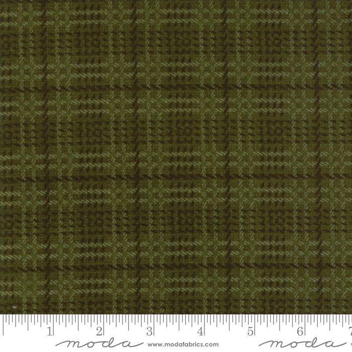 Wool Needle VI Flannel by Moda Fabrics 1257-17F