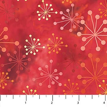 Cosmic Fusion Yardage Fabric by Sue Beevers for Northcott 21198 - 21