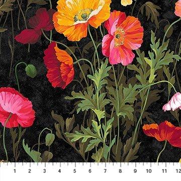 Full Bloom by Northcott Studio 21775-99