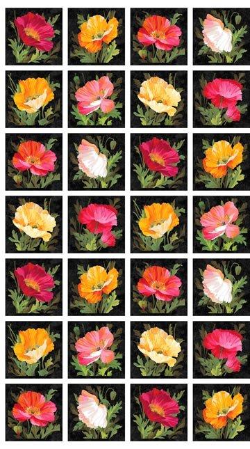 Full Bloom by Northcott Studio 21778-99