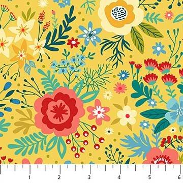 Chloe by Northcott Fabrics 21899-52