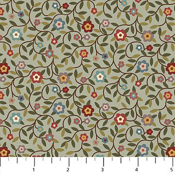 Heritage Quilting by Northcott Fabrics 21930-41