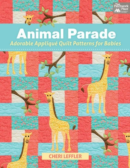 Animal Parade by That Patchwork Place