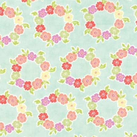 Aloha Girl Yardage Fabric by Fig Tree Quilts for Moda 20245 13