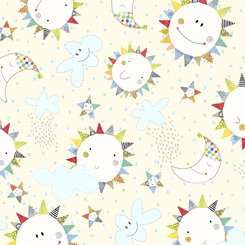 Lil Sunshine by Quilting Treasures 27598 E