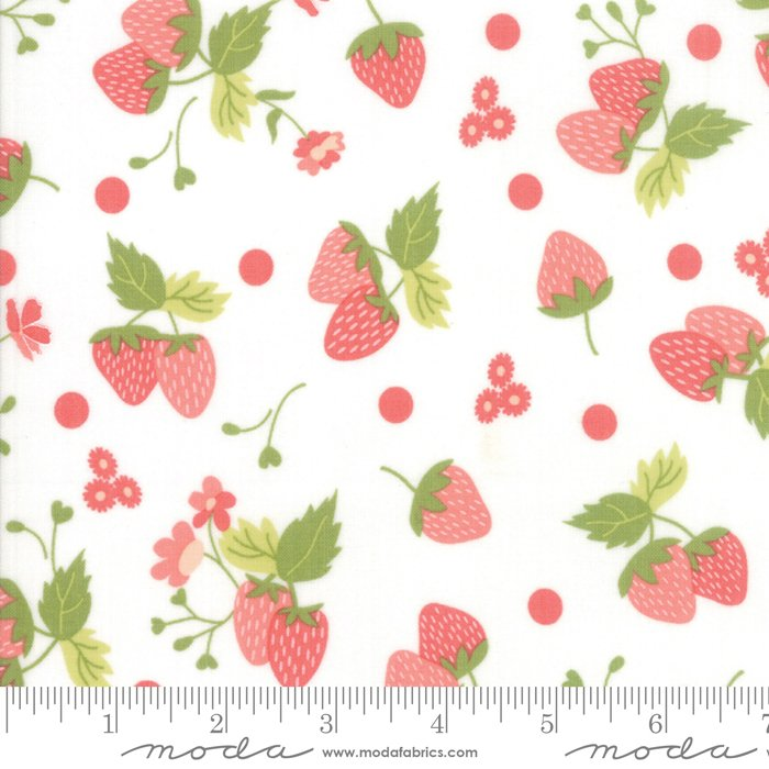 Strawberry Jam by Moda Fabrics 29062-11