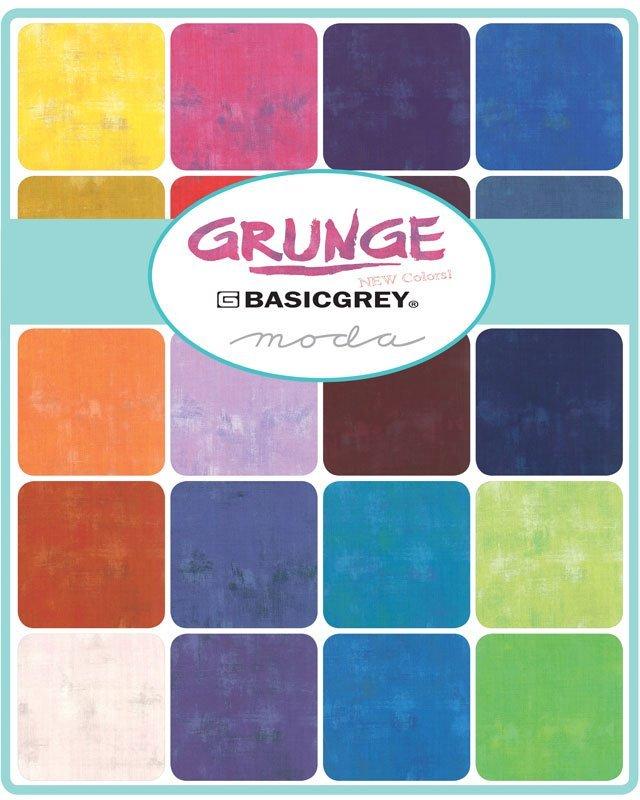Moda Charm Pack Grunge by BasicGrey