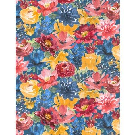 Garden Charm by Wilmington Prints 83304-445