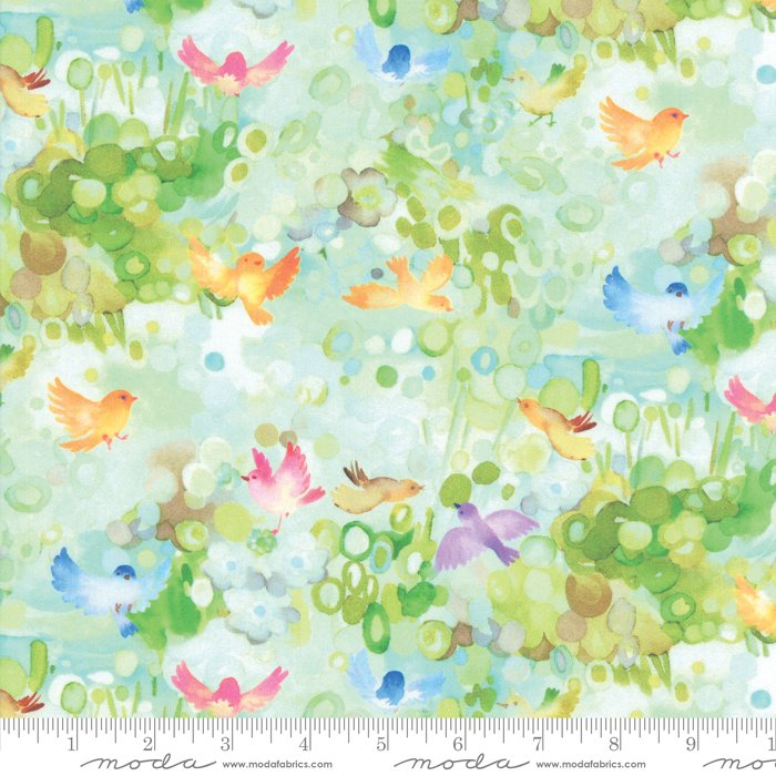 Flights of Fancy by Momo for Moda Fabrics 33462-16