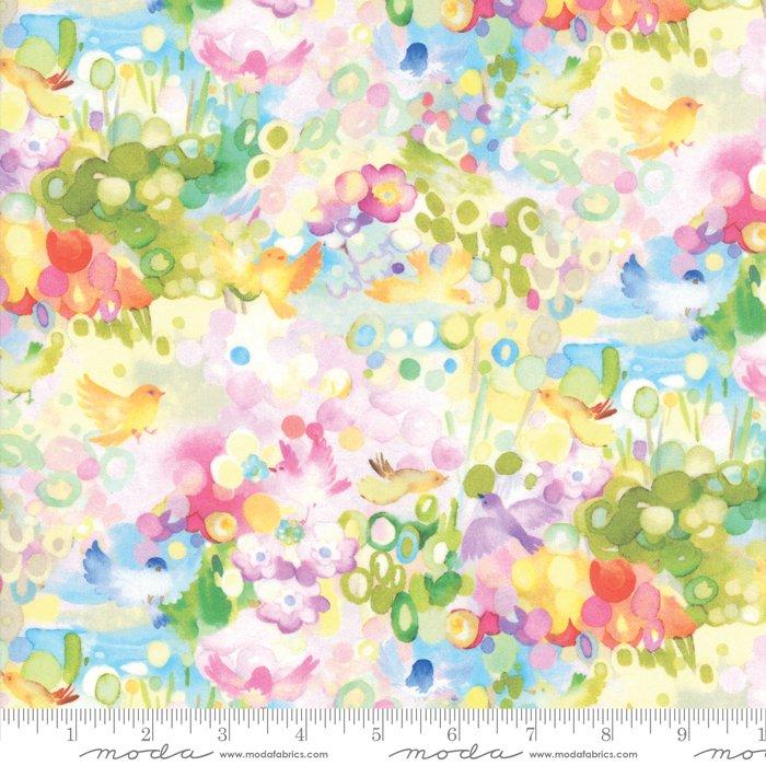 Flights of Fancy by Momo for Moda Fabrics 33462-18