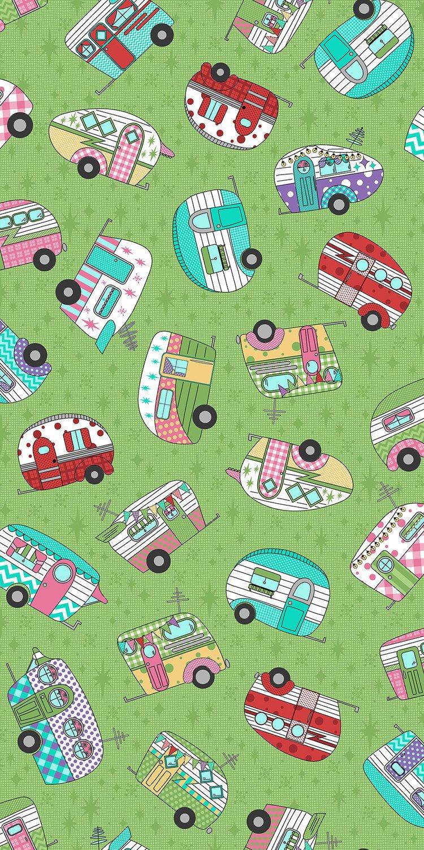 Retro Road Trip by RJR Fabrics 3619-2