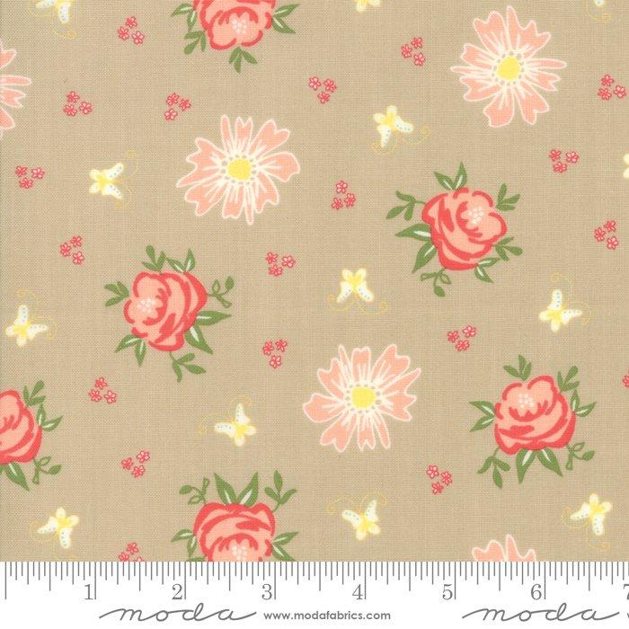 Harpers Garden by Moda Fabrics 37570-12