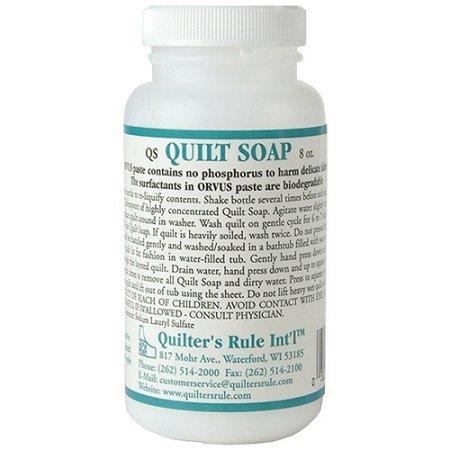 Quilt Soap 8 oz 062516