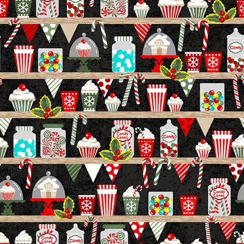Yuletide Cheer by Studio E Fabrics 4729-99 - copy
