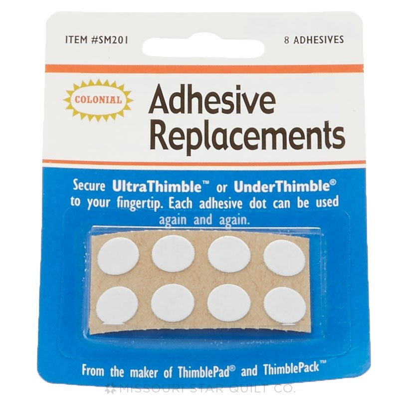 Adhesive Replacements Item #SM201