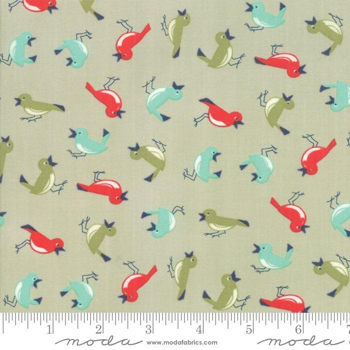 Early Bird by Moda Fabrics 55192-14