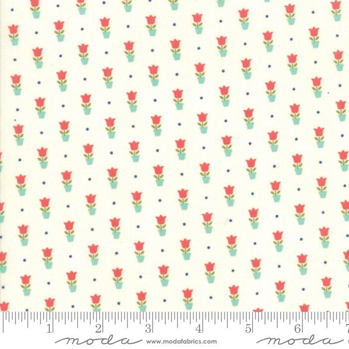 Early Bird by Moda Fabrics 55197-17