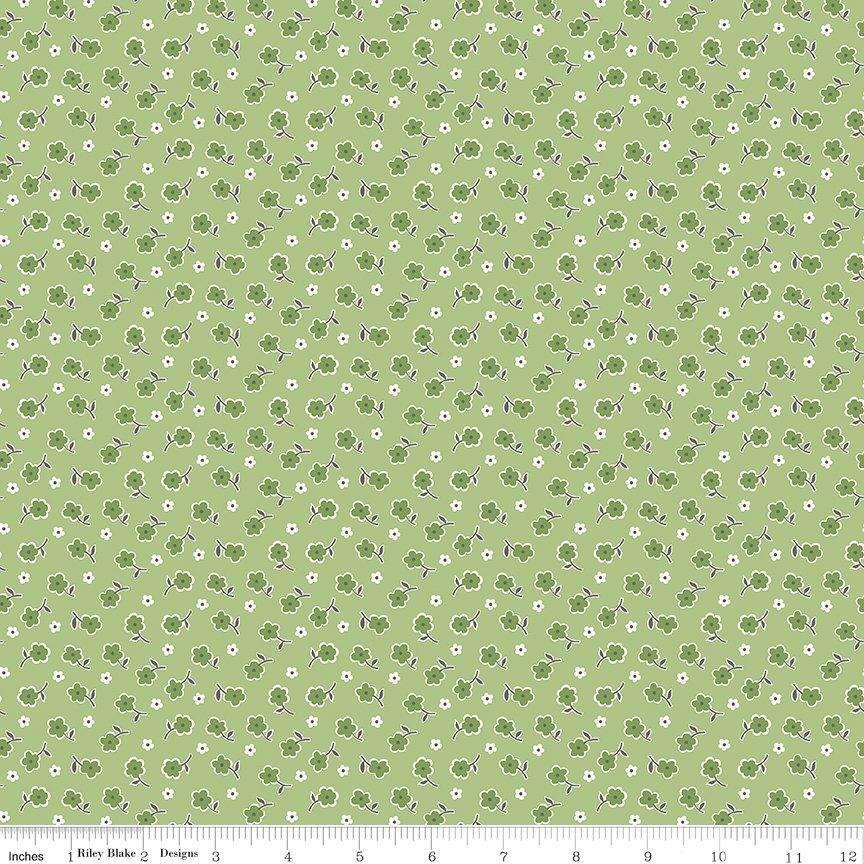 STITCH C10925-GREEN