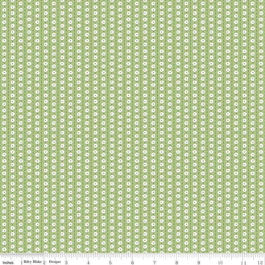 STITCH C10926-GREEN