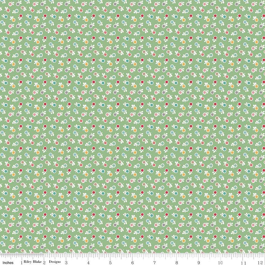 STITCH C10931-LEAF