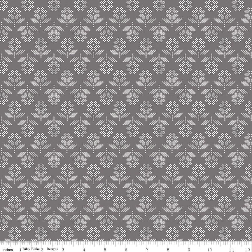 STITCH C10932-STEEL