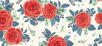 Hedge Rose from Penny Rose Fabrics C7900 CREAM
