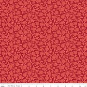 Hedge Rose from Penny Rose Fabrics C7903 RED
