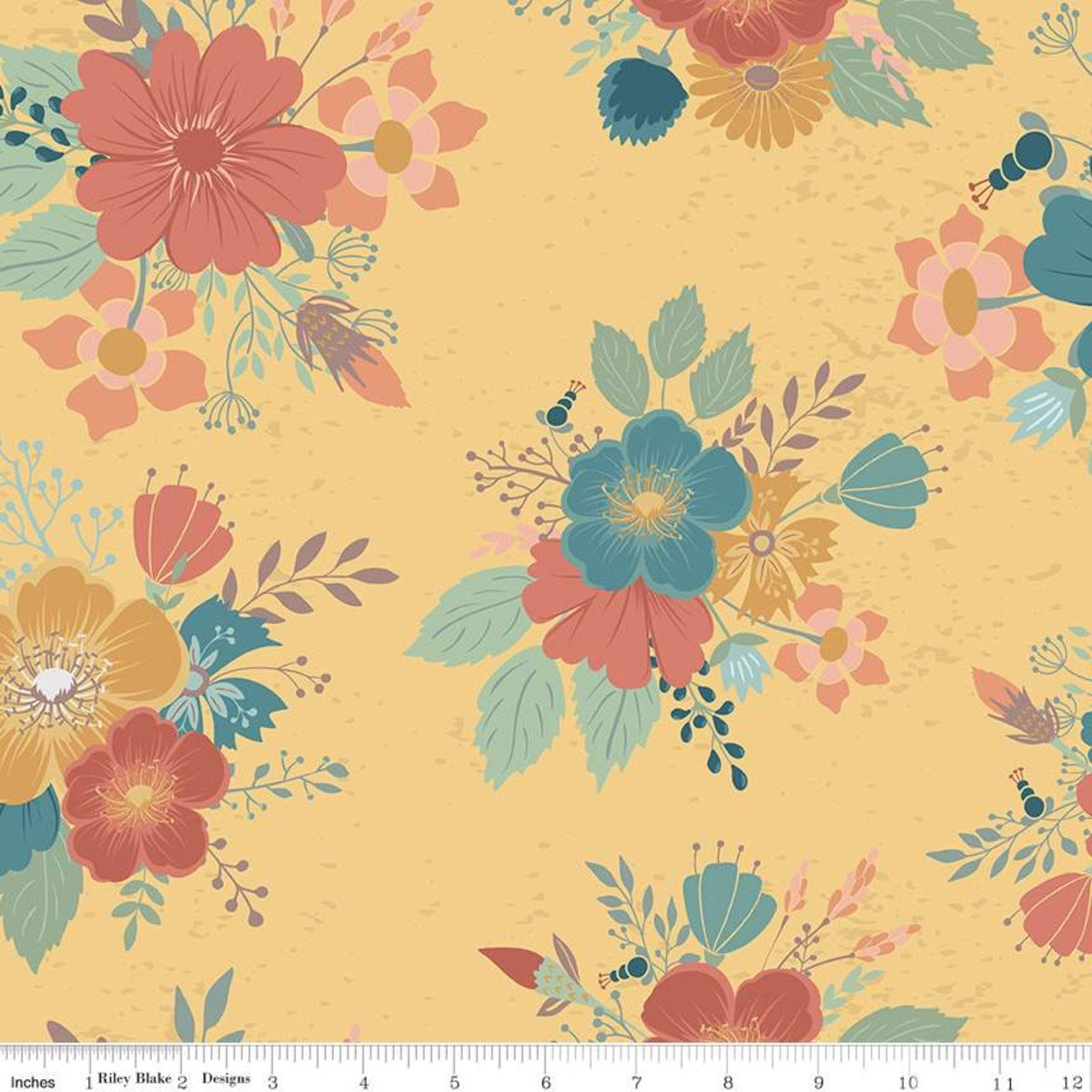 Dream Weaver by Riley Blake Fabrics C9050 GOLD