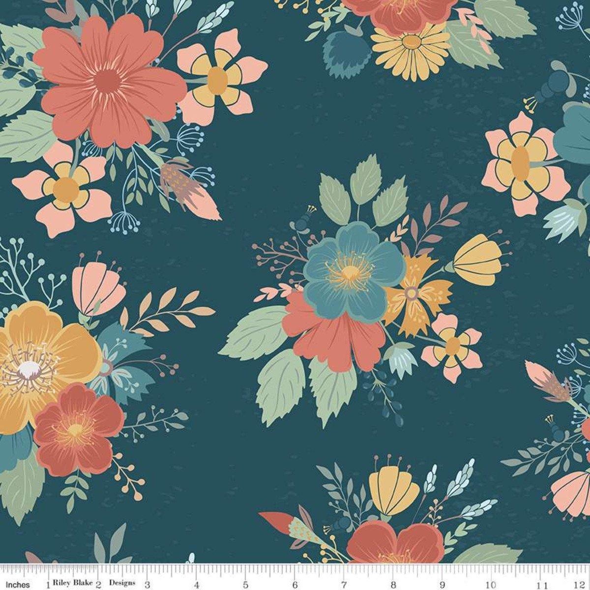 Dream Weaver by Riley Blake Fabrics C9050 NAVY