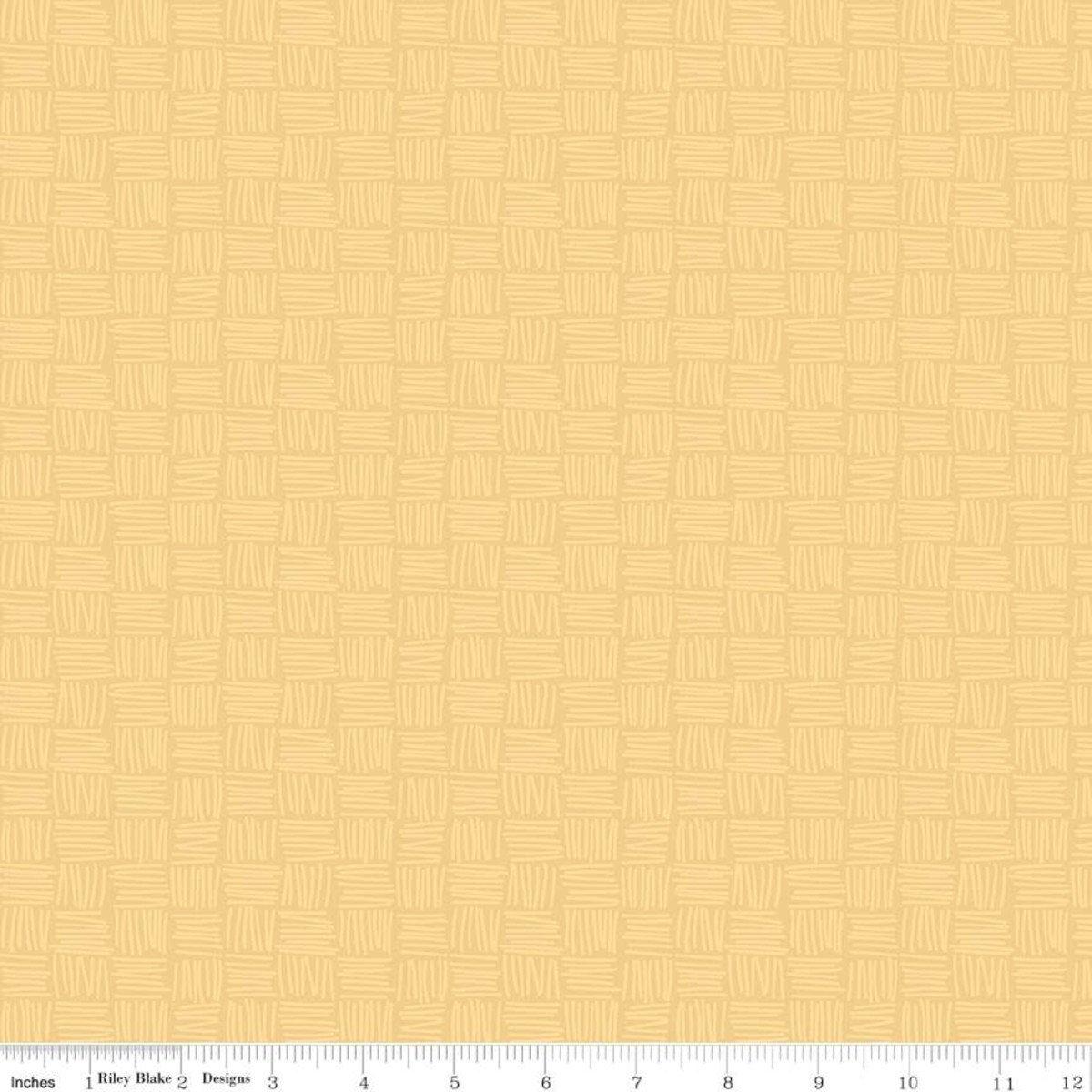 Dream Weaver by Riley Blake Fabrics C9053 GOLD