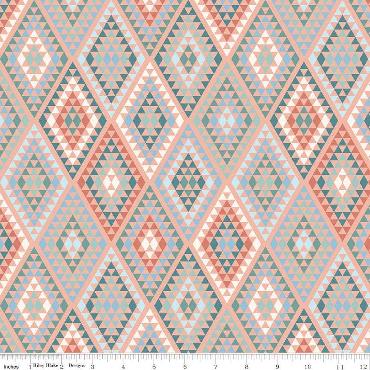 Dream Weaver by Riley Blake Fabrics C9054 PEACH