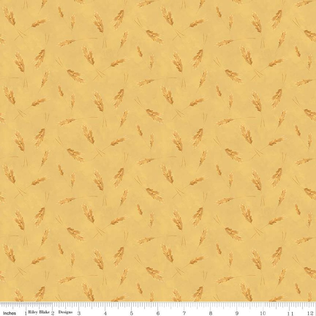 Homestead Life by Riley Blake Designs C9453 GOLD